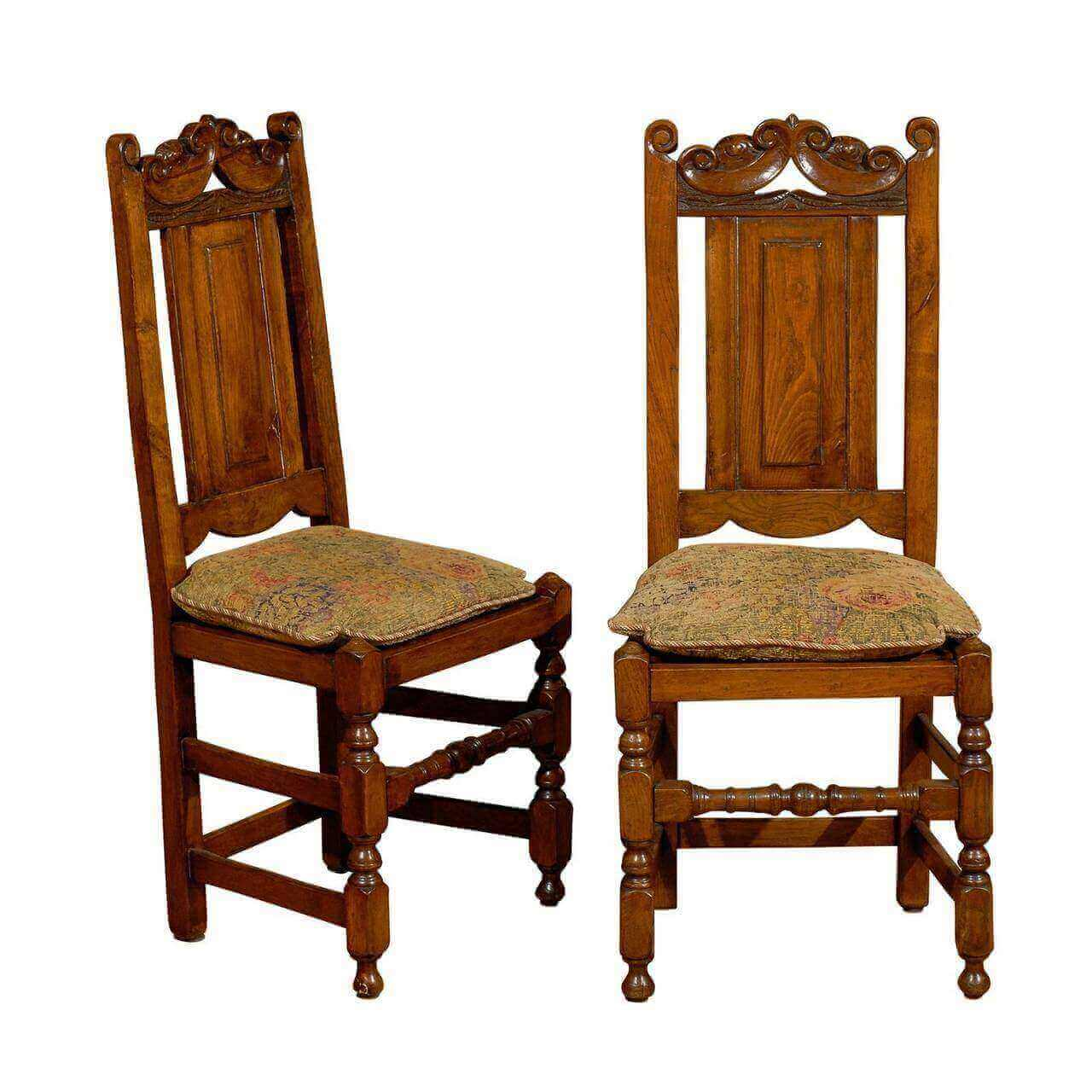 Set Of Eight Chairs Dearing Antiques